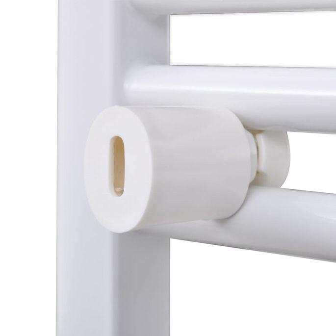 Radiateur Sèche-Serviettes Vertical pour Salle de Bain 500x764mm - Photo n°5