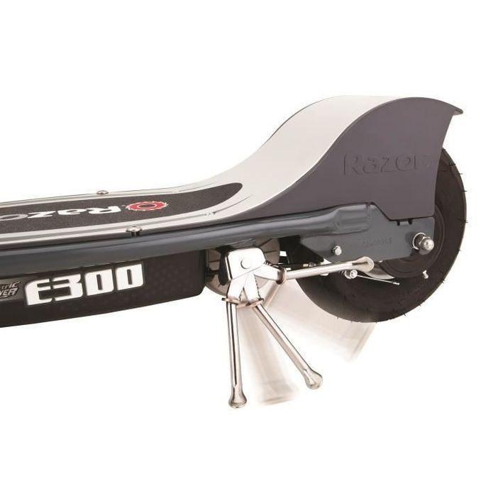 RAZOR Trottinette enfant électrique RAZOR E300 Gris Mat 24km/h - Photo n°4