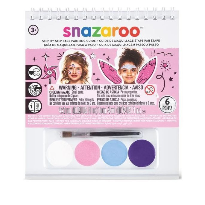 SNAZAROO Mini d'activité maquillage fille - Photo n°1