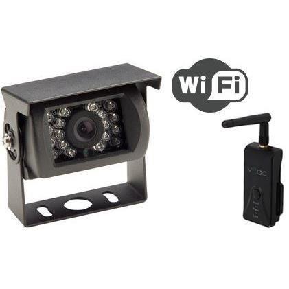 SNOOPER Caméra de recul RC60 + Transmetteur Wifi - Photo n°1