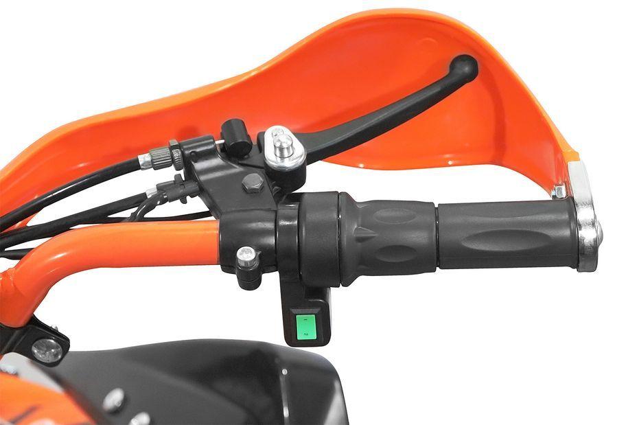 Speedy 1000W 48V orange 7 pouces Quad enfant électrique - Photo n°7