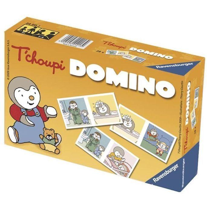 T'Choupi - Domino - Photo n°1