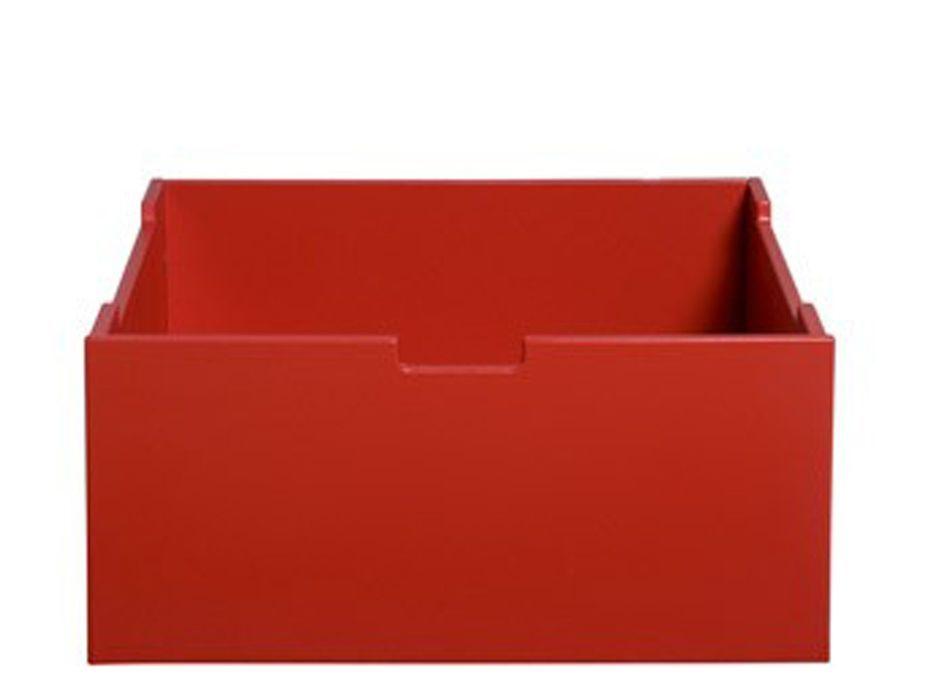 Tiroir de rangement rouge Mix & Match 50 - Photo n°1