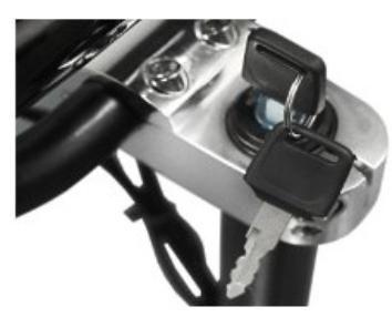 Trottinette électrique avec siège 1000W 36V Twister Jaune - Photo n°7