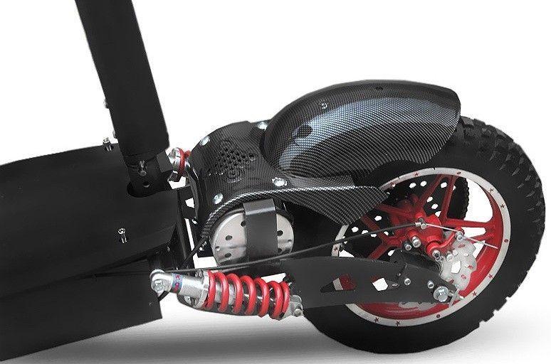 Trottinette électrique avec siège 1000W 36V Twister - Photo n°4