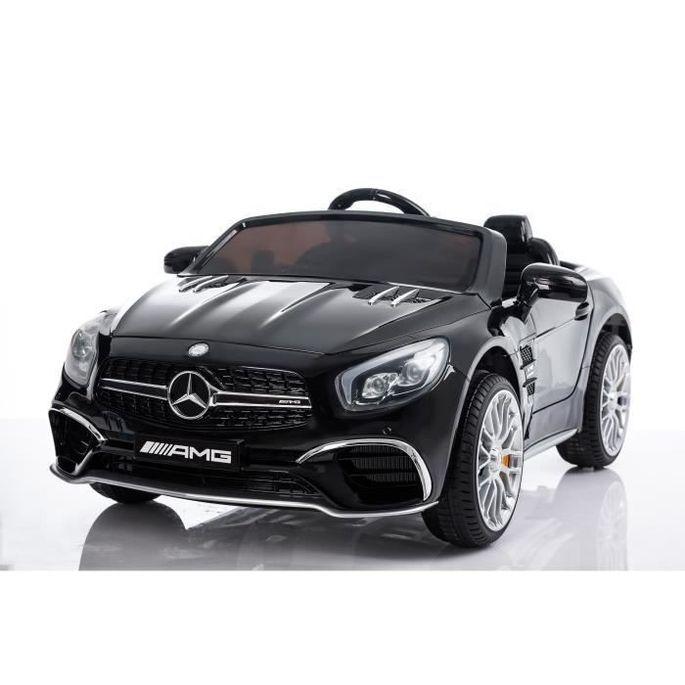 Voiture Electrique Enfant Mercedes SL 65 AMG - 12V - Roues gomme - MP3 - Photo n°1