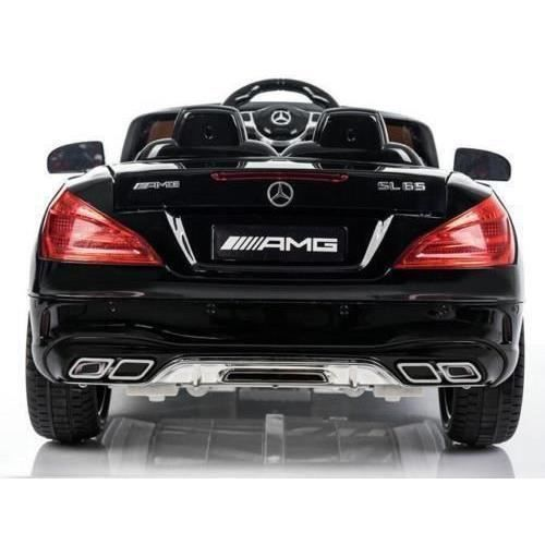 Voiture Electrique Enfant Mercedes SL 65 AMG - 12V - Roues gomme - MP3 - Photo n°4