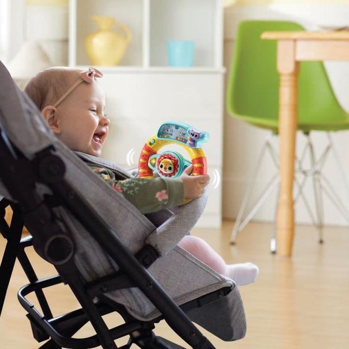 Vtech Baby - Jeu d'éveil P'tit volant des découvertes - 6 - 36 mois - Photo n°2