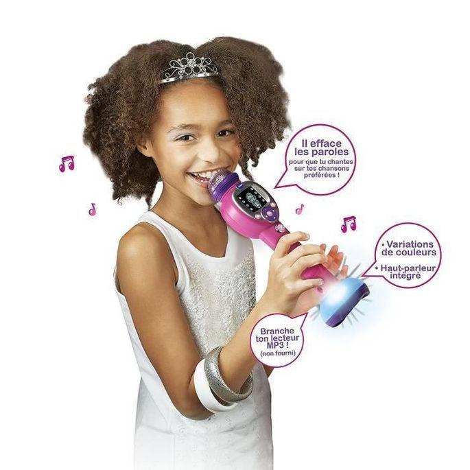 VTECH - Kidi Super Star Moov' - Micro Karaoké Enfant - Photo n°2